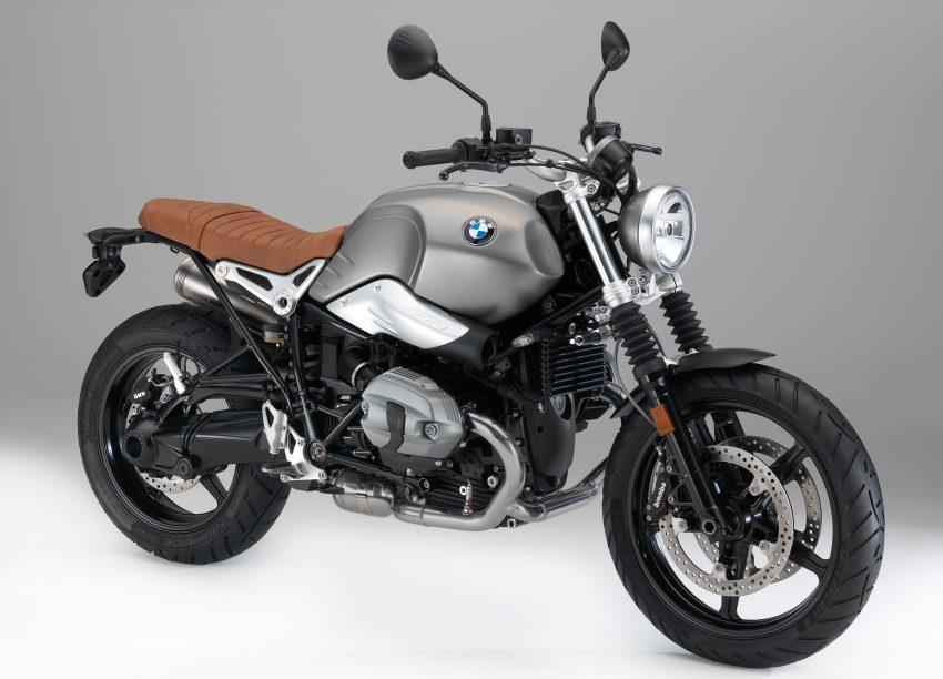 New BMW Motorrad R nineT Scrambler – full details Image #524878