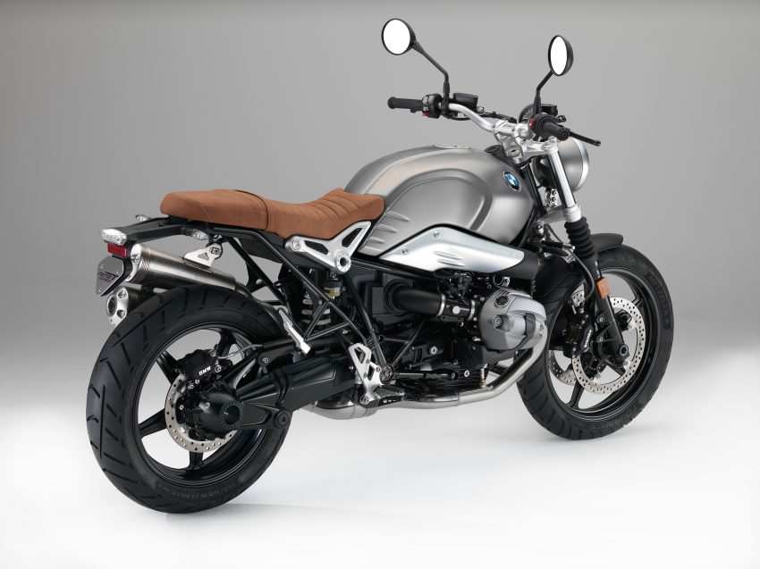New BMW Motorrad R nineT Scrambler – full details Image #524877