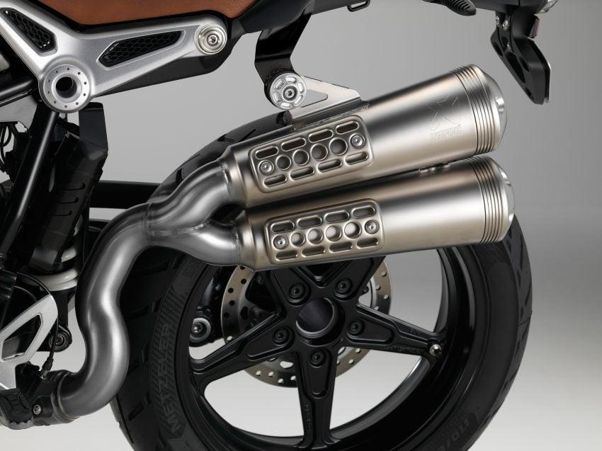 New BMW Motorrad R nineT Scrambler – full details Image #524849