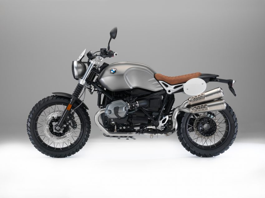 New BMW Motorrad R nineT Scrambler – full details Image #524890