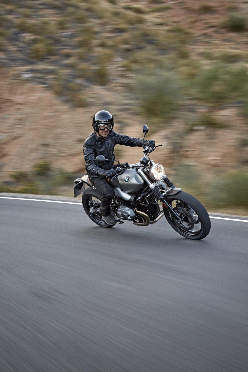 New BMW Motorrad R nineT Scrambler – full details Image #524898