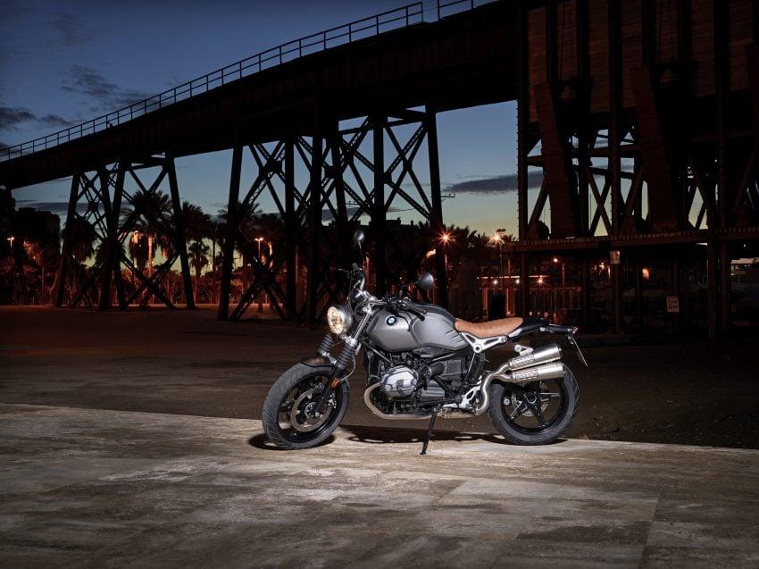 New BMW Motorrad R nineT Scrambler – full details Image #524928
