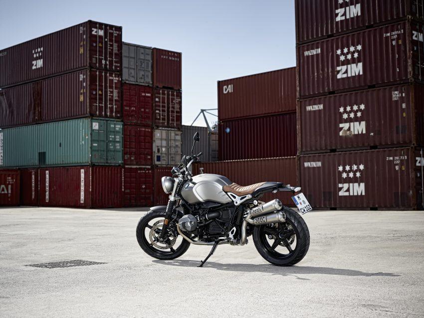 New BMW Motorrad R nineT Scrambler – full details Image #524909