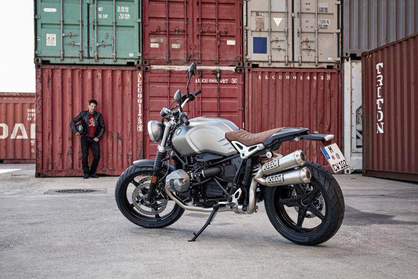 New BMW Motorrad R nineT Scrambler – full details Image #524904