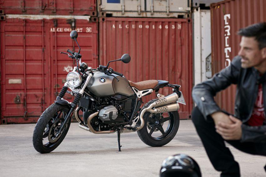 New BMW Motorrad R nineT Scrambler – full details Image #524923
