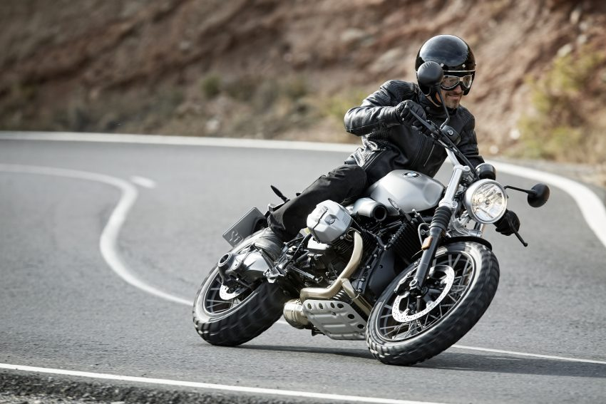 New BMW Motorrad R nineT Scrambler – full details Image #524918