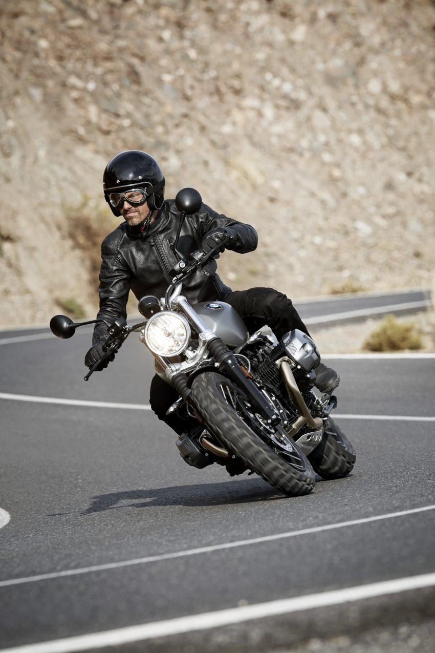 New BMW Motorrad R nineT Scrambler – full details Image #524900