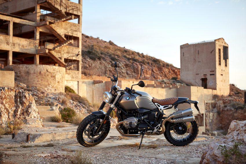 New BMW Motorrad R nineT Scrambler – full details Image #524870
