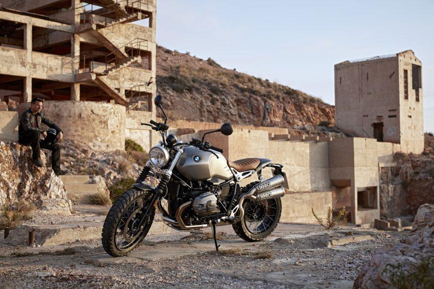 New BMW Motorrad R nineT Scrambler – full details Image #524866