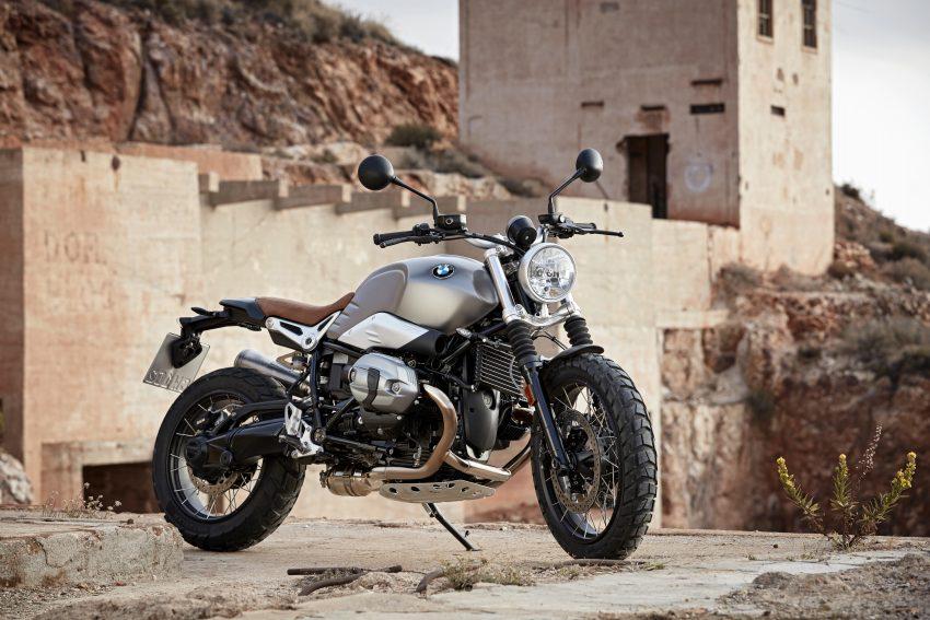New BMW Motorrad R nineT Scrambler – full details Image #524873