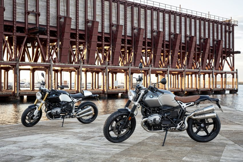 New BMW Motorrad R nineT Scrambler – full details Image #524861