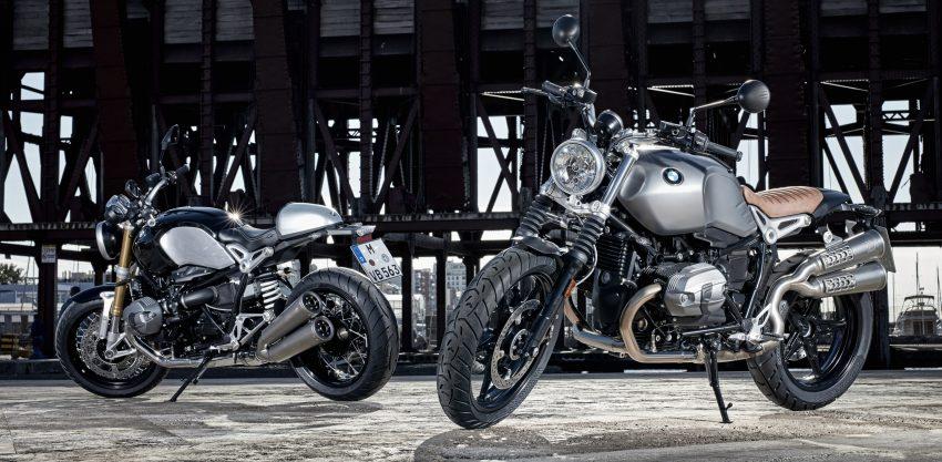 New BMW Motorrad R nineT Scrambler – full details Image #524868