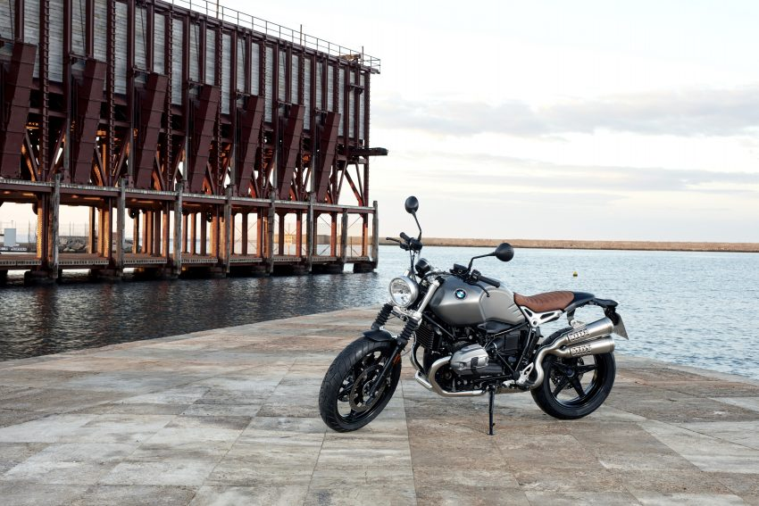 New BMW Motorrad R nineT Scrambler – full details Image #524867