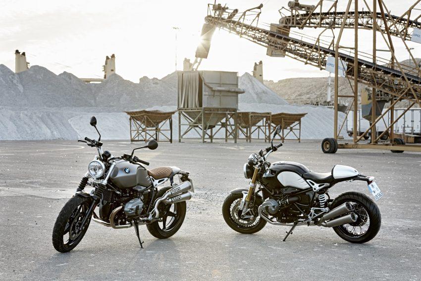 New BMW Motorrad R nineT Scrambler – full details Image #524875
