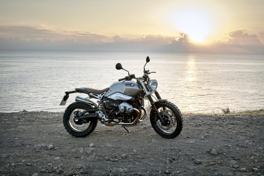 New BMW Motorrad R nineT Scrambler – full details Image #524906
