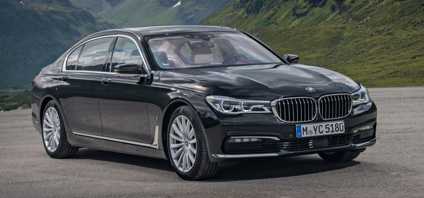 GALLERY: BMW 740e iPerformance plug-in hybrid Image #519228