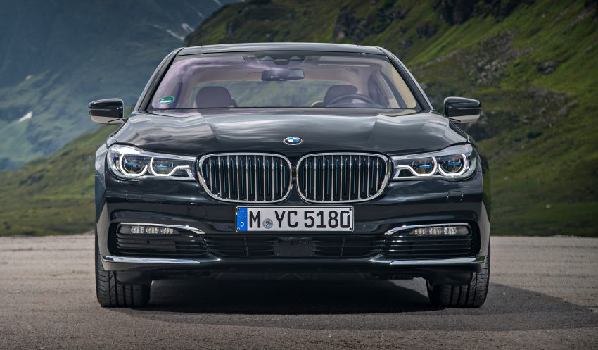 GALLERY: BMW 740e iPerformance plug-in hybrid Image #519230