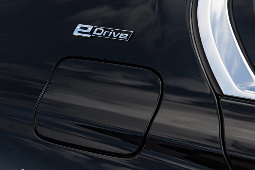 GALLERY: BMW 740e iPerformance plug-in hybrid Image #519237