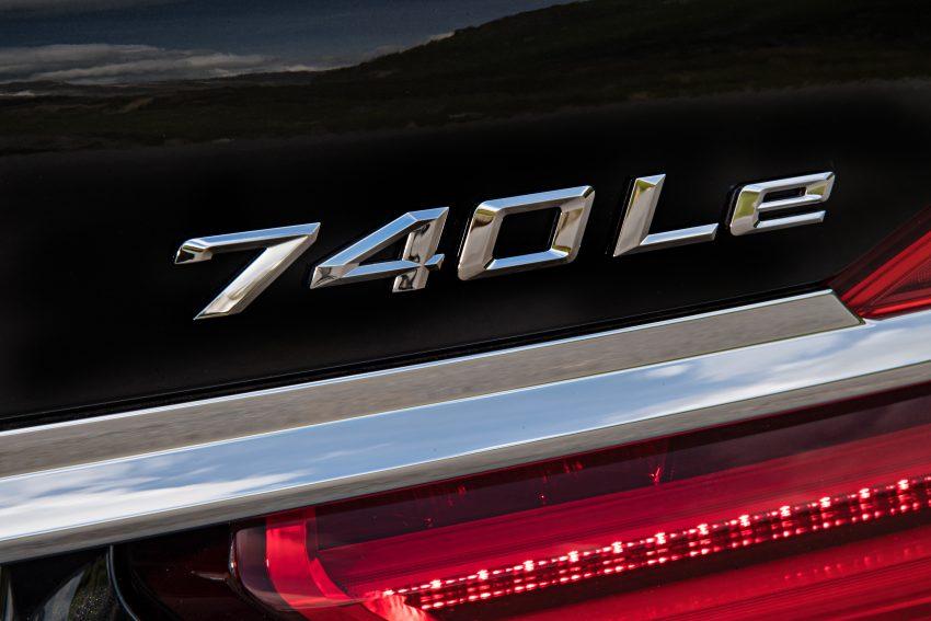 GALLERY: BMW 740e iPerformance plug-in hybrid Image #519242