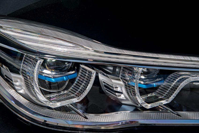 GALLERY: BMW 740e iPerformance plug-in hybrid Image #519241