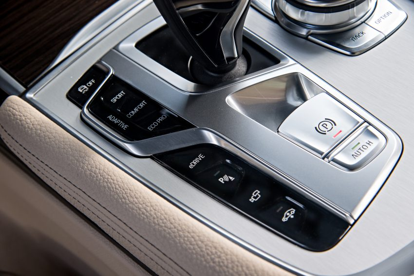 GALLERY: BMW 740e iPerformance plug-in hybrid Image #519243