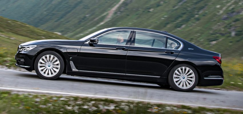 GALLERY: BMW 740e iPerformance plug-in hybrid Image #519254