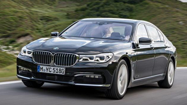 GALLERY BMW 740e IPerformance Plug In Hybrid