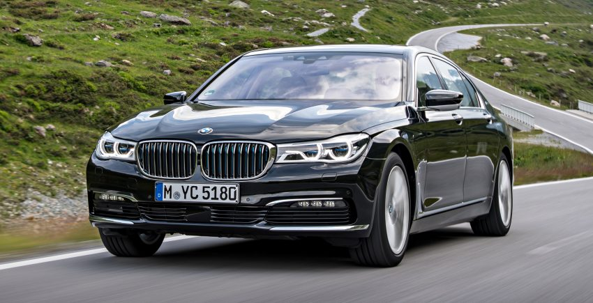 GALLERY: BMW 740e iPerformance plug-in hybrid Image #519252