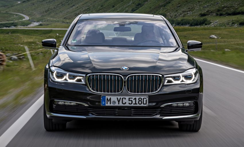 GALLERY: BMW 740e iPerformance plug-in hybrid Image #519258