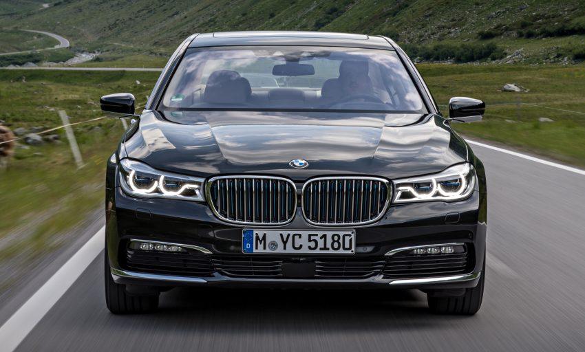 GALLERY: BMW 740e iPerformance plug-in hybrid Image #519258