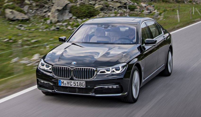 GALLERY: BMW 740e iPerformance plug-in hybrid Image #519260