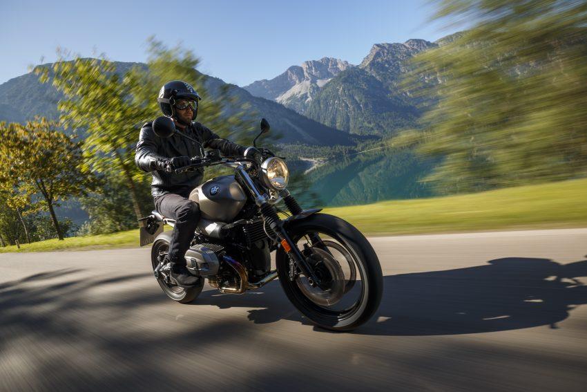 New BMW Motorrad R nineT Scrambler – full details Image #525024