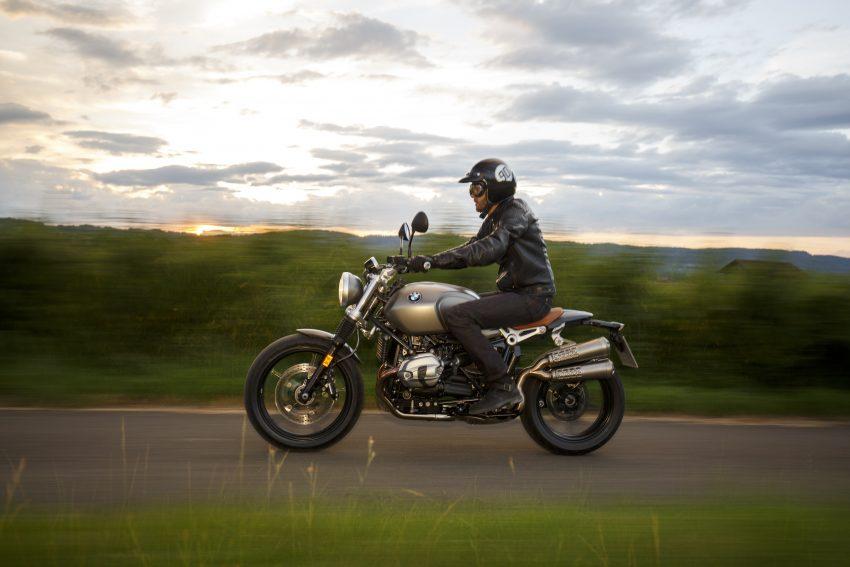 New BMW Motorrad R nineT Scrambler – full details Image #525019