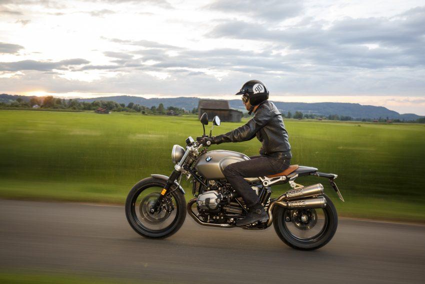 New BMW Motorrad R nineT Scrambler – full details Image #525015