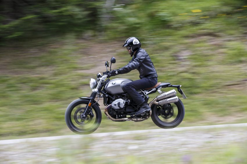 New BMW Motorrad R nineT Scrambler – full details Image #525079