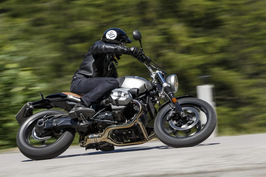 New BMW Motorrad R nineT Scrambler – full details Image #525094