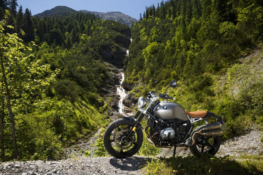 New BMW Motorrad R nineT Scrambler – full details Image #524929