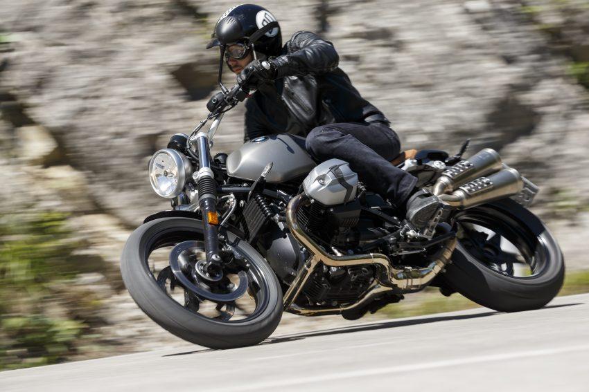 New BMW Motorrad R nineT Scrambler – full details Image #525085