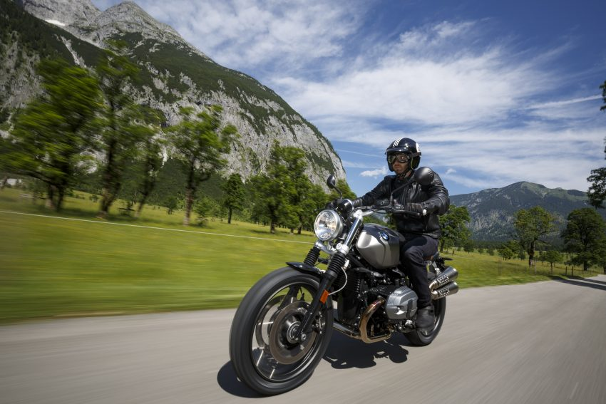 New BMW Motorrad R nineT Scrambler – full details Image #524982