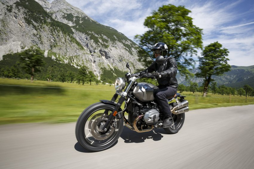 New BMW Motorrad R nineT Scrambler – full details Image #524966