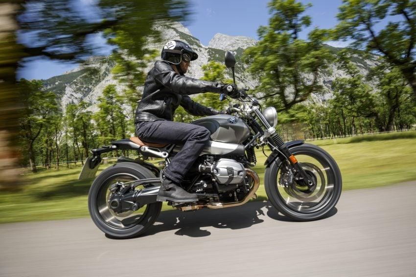 New BMW Motorrad R nineT Scrambler – full details Image #524962