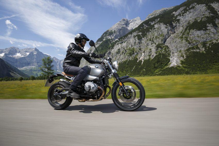 New BMW Motorrad R nineT Scrambler – full details Image #524977