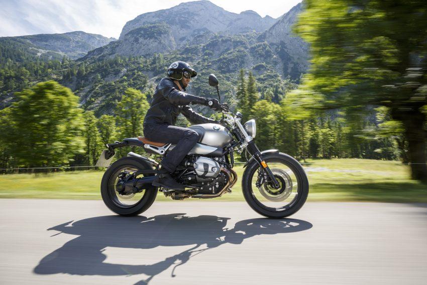 New BMW Motorrad R nineT Scrambler – full details Image #524967