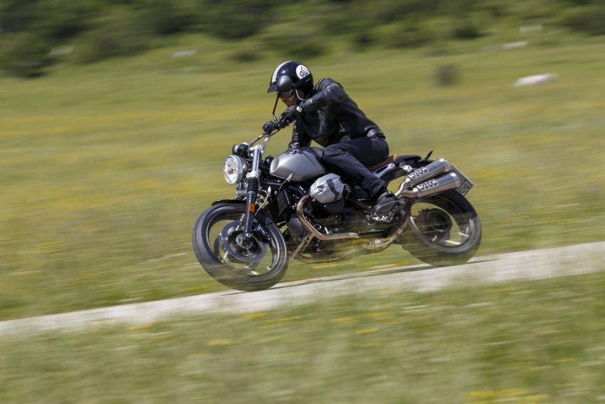 New BMW Motorrad R nineT Scrambler – full details Image #525110