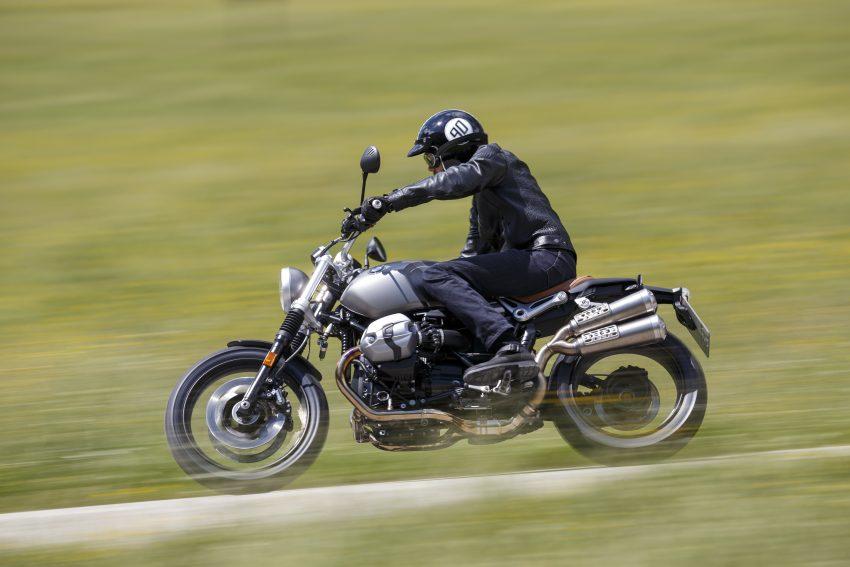 New BMW Motorrad R nineT Scrambler – full details Image #525122