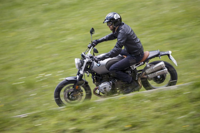 New BMW Motorrad R nineT Scrambler – full details Image #525070