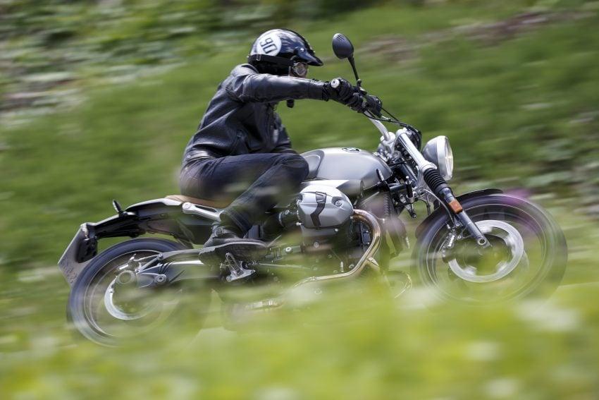 New BMW Motorrad R nineT Scrambler – full details Image #525093