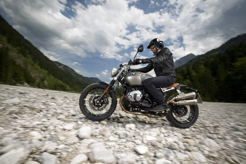 New BMW Motorrad R nineT Scrambler – full details Image #525037