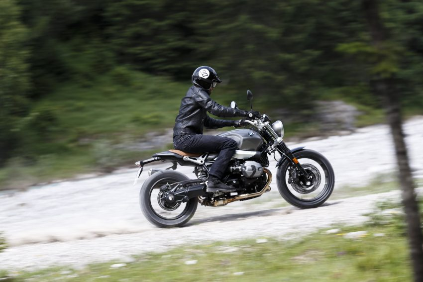 New BMW Motorrad R nineT Scrambler – full details Image #525111