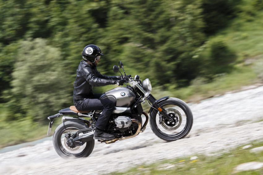 New BMW Motorrad R nineT Scrambler – full details Image #525078